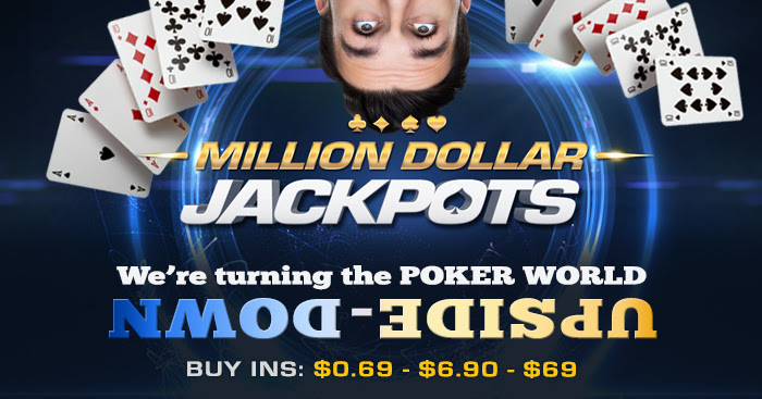 Americas Card Room Million $ Jackpots