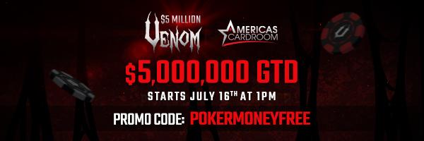 Americas CardRoom Venom