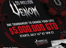$5 Million Venom at Americas Cardroom